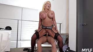 Girls such as Gia Milana, Brandi Love and Lexi Luna getting fucked hard