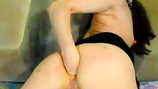 Hot Russian mature fisting beyond everything webcam